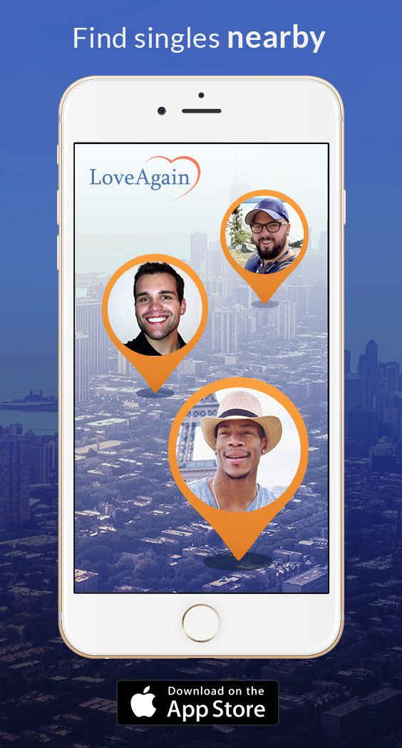 The LoveAgain dating application is the perfect solution for all 18+ single men and women who are seeking a new dating experience, like-minded people, exciting online interactions, real dates, and serious, long-term relationships.  Anyone seeking a serious relationship will be happy to know that most LoveAgain members are looking for the same. If you are ready to dive into the adventure of a new relationship, just install the app and start looking for like-minded singles right now.