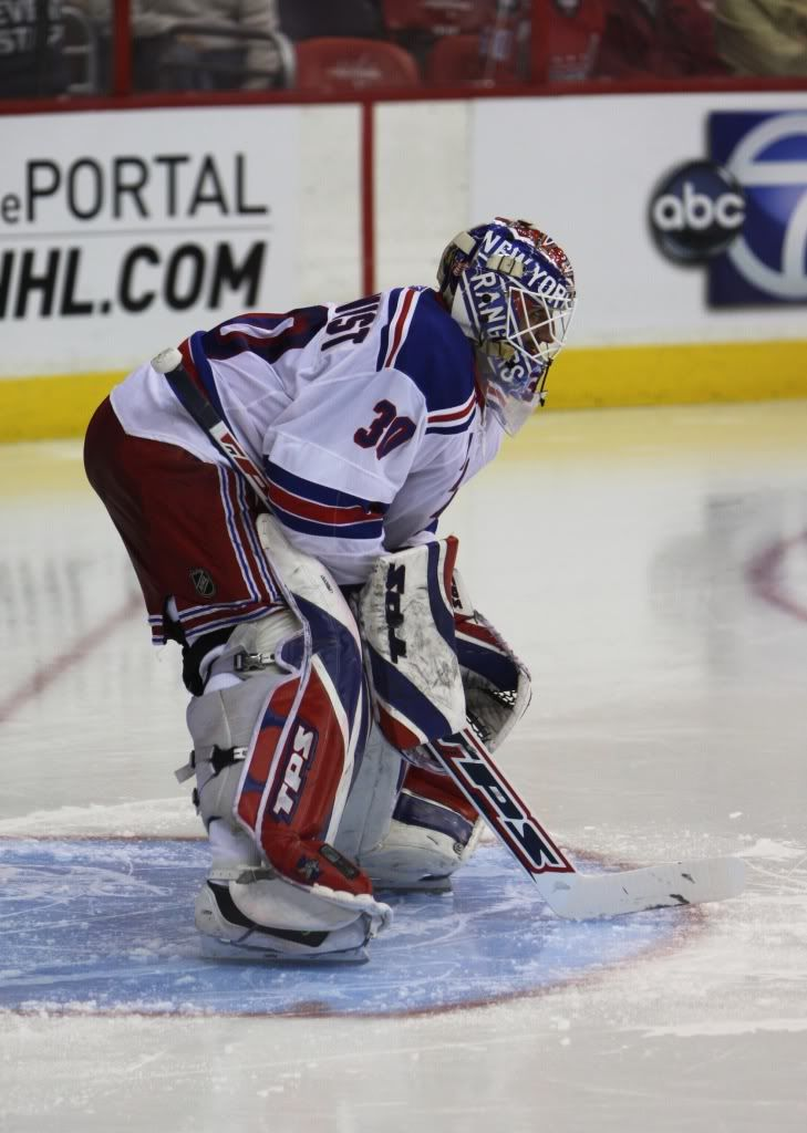 Henrik Lundqvist | Photo by bondra2thethird | Photobucket