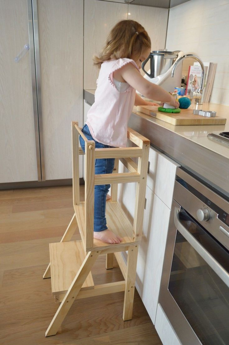 My little helpers learning tower montessori tower kids step stool white/natural & The 25+ best Kids stool ideas on Pinterest | Step stools ... islam-shia.org