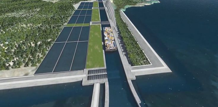 5/8/17 Four Years Later, China-Backed Nicaragua Canal Struggles to Take Off the Ground