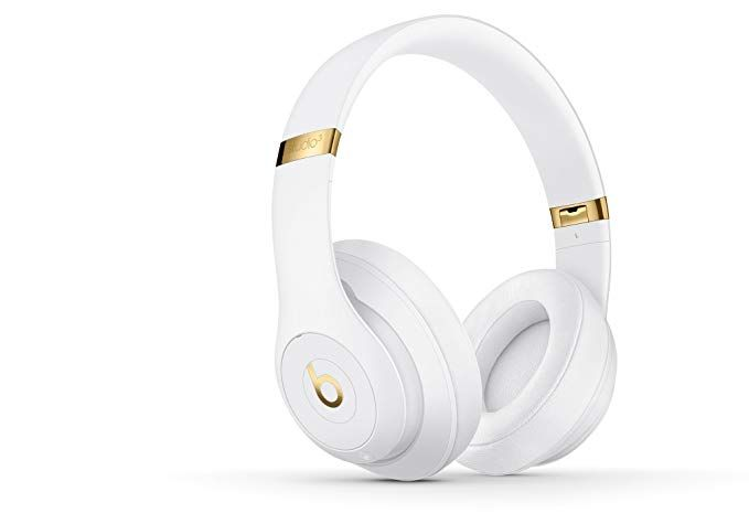 Beats By Dr Dre Studio 3 Wireless Over Ear Headphones With Built In Mic White Refurbished Wireless Headphones Headphones In Ear Headphones