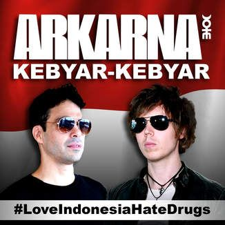 Kebyar Kebyar full video out now! What an incredible year its been #LoveIndonesiaHateDrugs Spread the word #RI70 17 August 1945 #IndependenceDay #Indonesia