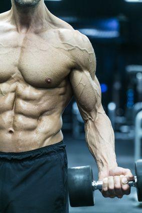 Szybki przyrost mięśni