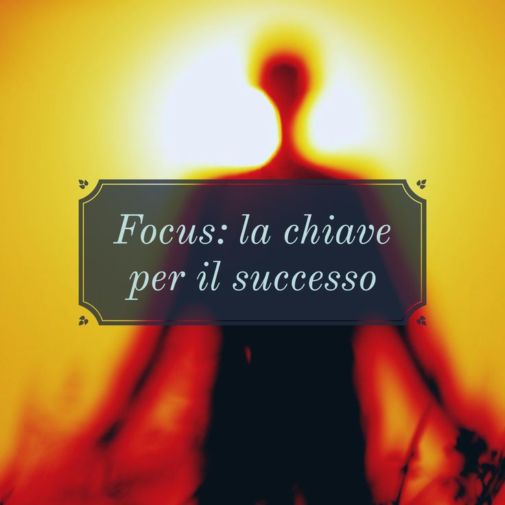 Il successo di un developer? Passa attraverso il #focus ( video ) https://youtu.be/40_ynd96qTw
