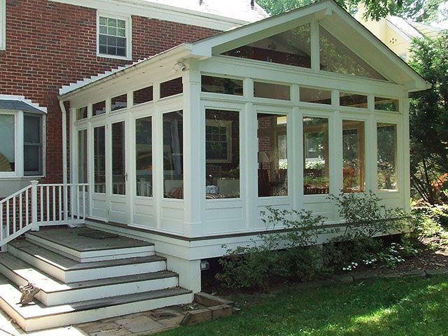 Les 25 meilleures id es de la cat gorie screen porch for Scenix porch windows