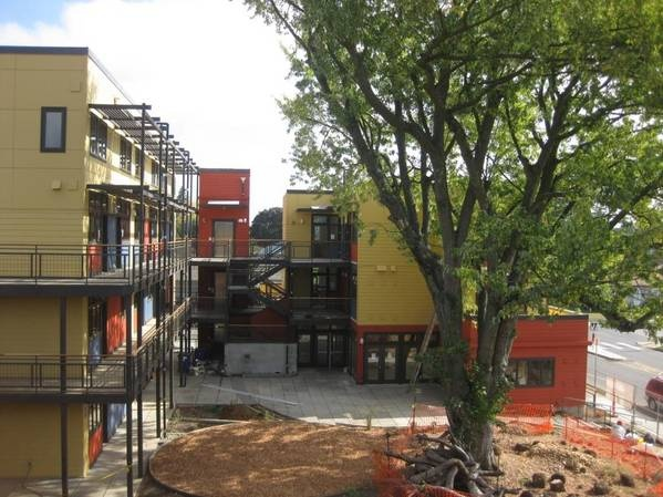 Urban Cohousing in Portland; Found on capitolhillseattle.com
