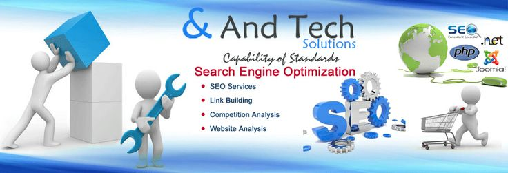 And Tech Solutions can manage any part of the web process, including web design, web hosting, domain registering, marketing, content creation and other standard methods of web promotion.We only practice the white hat SEO techniques and are always up to date with google updates.  We practice the most ethical SEO techniques to offer you higher page rank, high profile back links resulting in higher SERP ranking.  - See more at: www.andtechsolutions.com