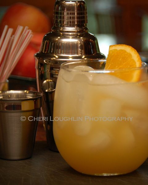 For Johnathan: Pirates Punch: 1-1/2 oz Spiced Rum; 1/2 oz Peach Schnapps; 3/4 ounce Lemon Juice; 1 ounce Pineapple Juice; 1/2 ounce Orange Juice; 1-1/2 ounce Club Soda