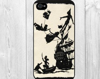Disney Peter Pan iphone case from etsy