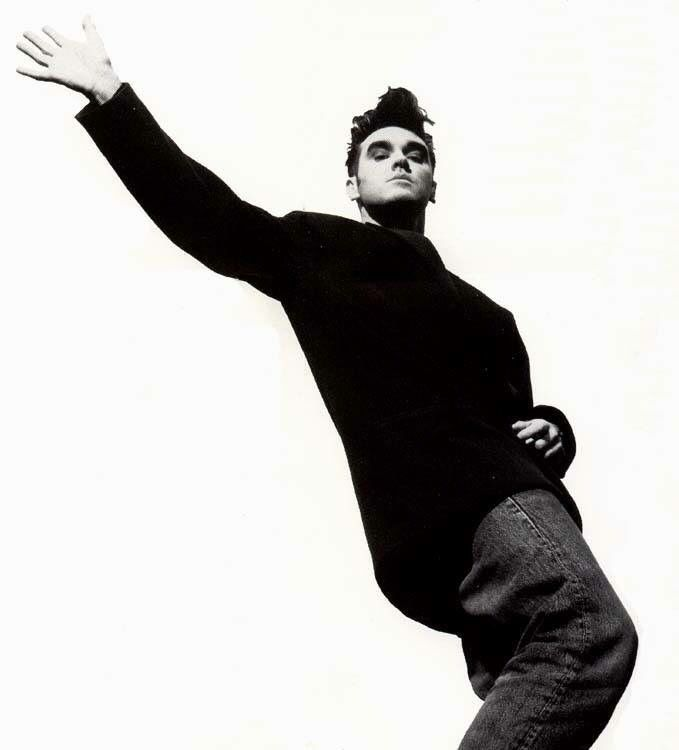 Image result for morrissey standing