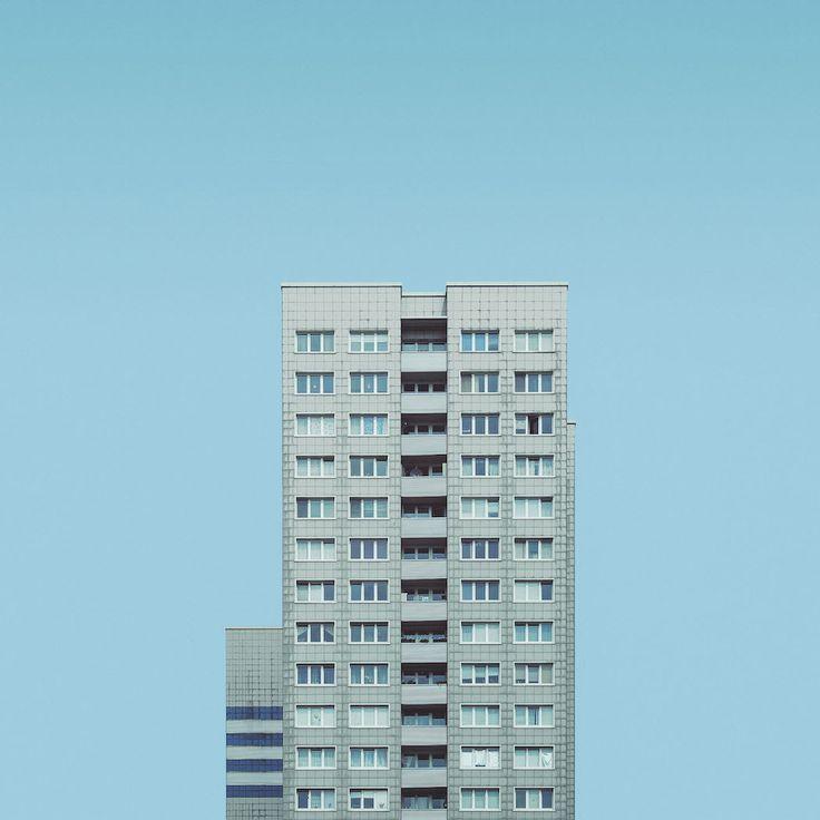 Tower Blocks Of Berlin By Malte Brandenburg – iGNANT.de