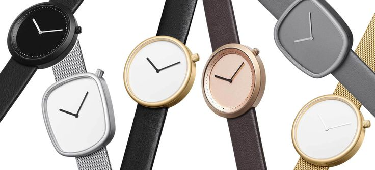 Modern watches: bulbul from denmark. Available at bofb - best of both -