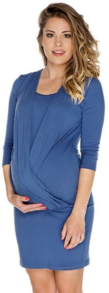 sukienka ciążowa linda jeans p256 # l