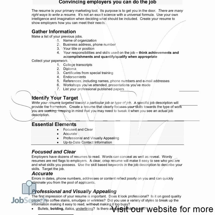 20+ Skills to have on resume 2020 ideas in 2021
