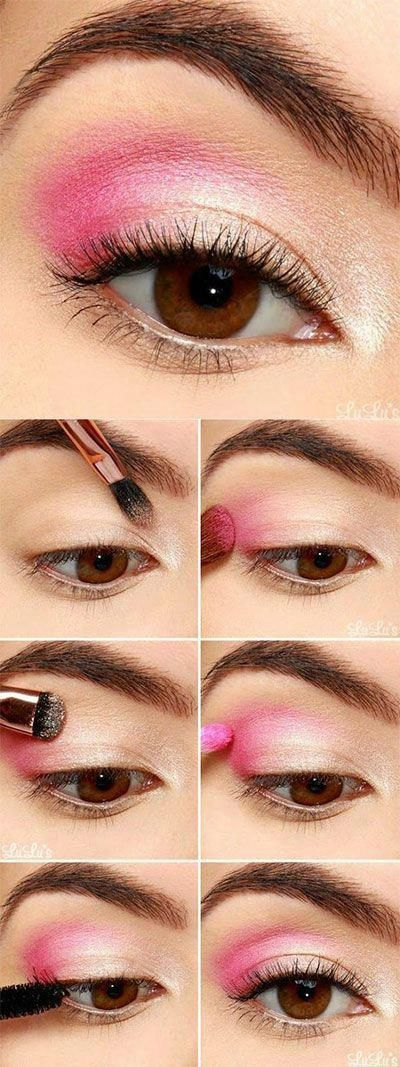 #Make-up 2018 12 + Valentinstag Make-up Tutorials für Anfänger 2018 #Contourin