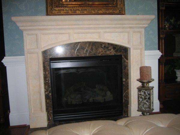 71 best Mantels images on Pinterest | Fireplace ideas, Fireplace ...