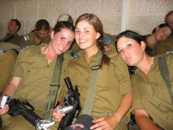 israeli+woman | Israeli Women Army Soldiers | Women Army