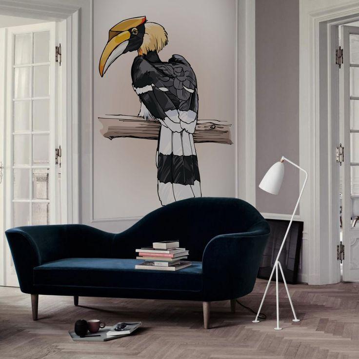 Animals in Design. Part II – Birds
