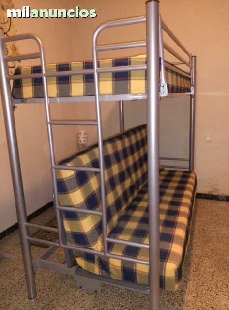 MIL ANUNCIOS.COM - Litera sofa cama. Literas litera sofa cama en Cataluña. Venta de literas de segunda mano litera sofa cama en Cataluña. literas de ocasión a los mejores precios.