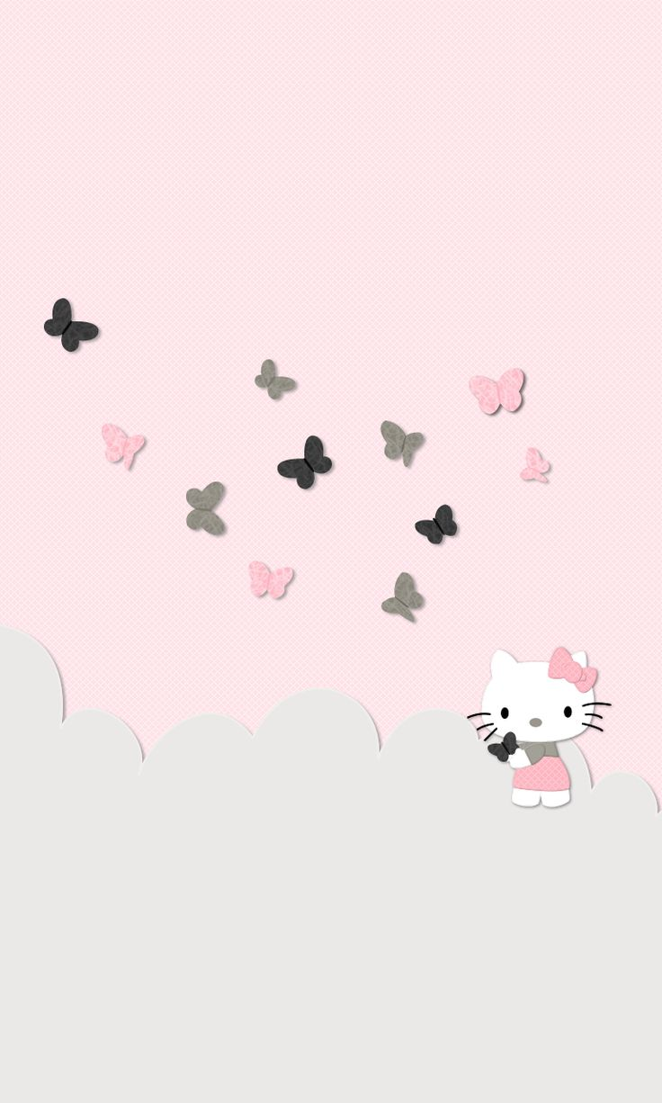 141 best hello kitty images on pinterest wallpapers hello kitty iphone wallpaper valentines day tjn sanrio voltagebd Images