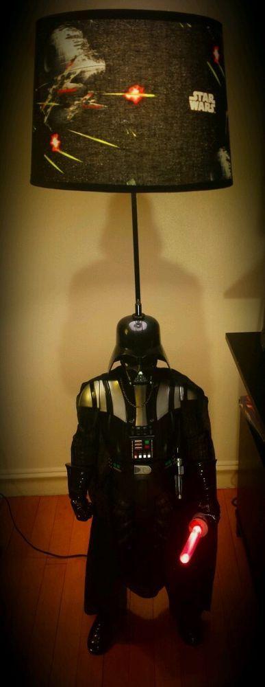 Star Wars Darth Vader 50 Quot Floor Lamp Lampshade Amp 9