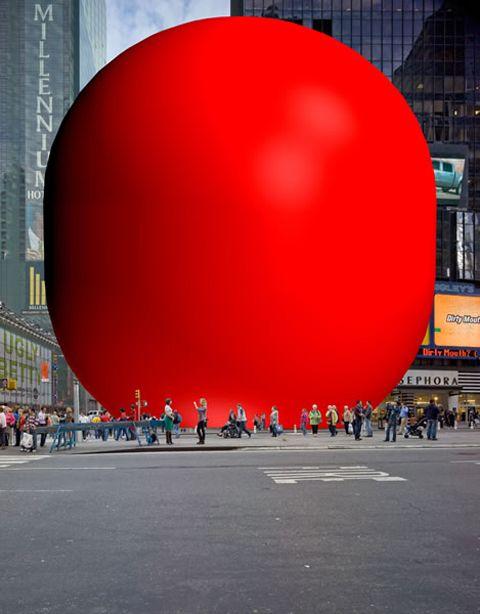 The big apple ?