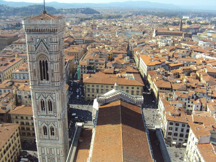G7 of Culture, letter from the mayor of Florence