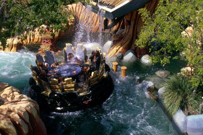 Popeye & Bluto's Bilge-Rat Barges