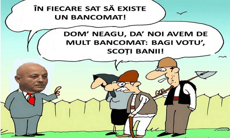 Milutz Neagu ne suge iarăși bugetu'