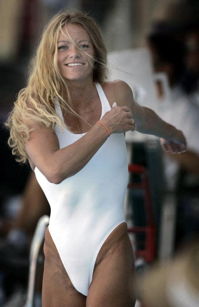 Naked bruijn inge de Olympic gold