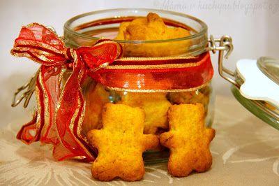 ♥ Máma v kuchyni ♥: Mrkvové sušenky (od 9 měsíců)