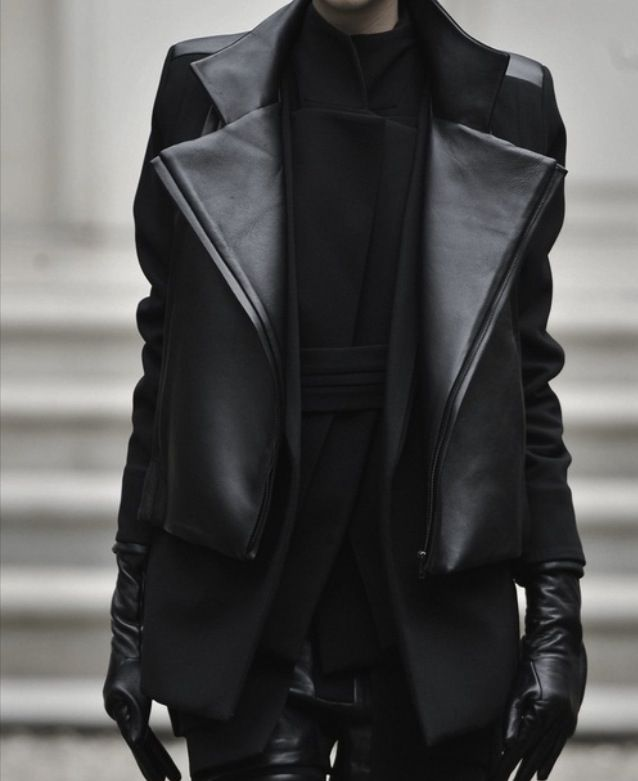 All Black Everything: 563 Best Images About Style On Pinterest