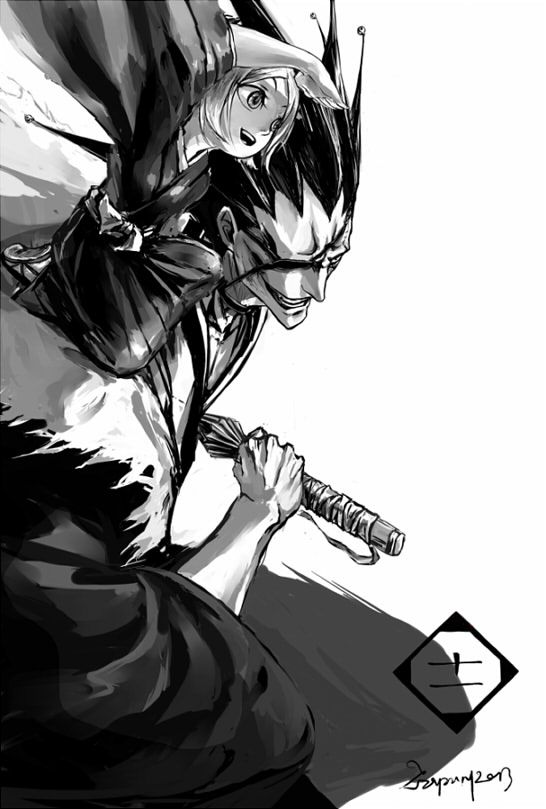 Bleach_11th by zzyzzyy.deviantart.com on @deviantART