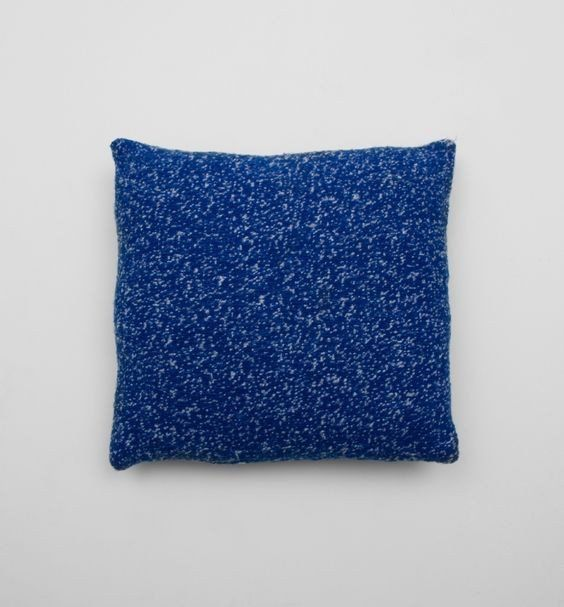 Fitzroy Cushion in Cobalt