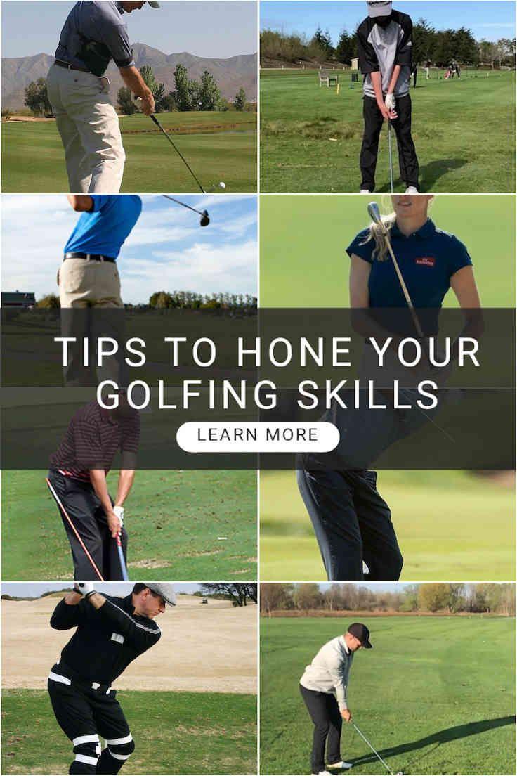 Enjoy Golf: Why you should enjoy golf.