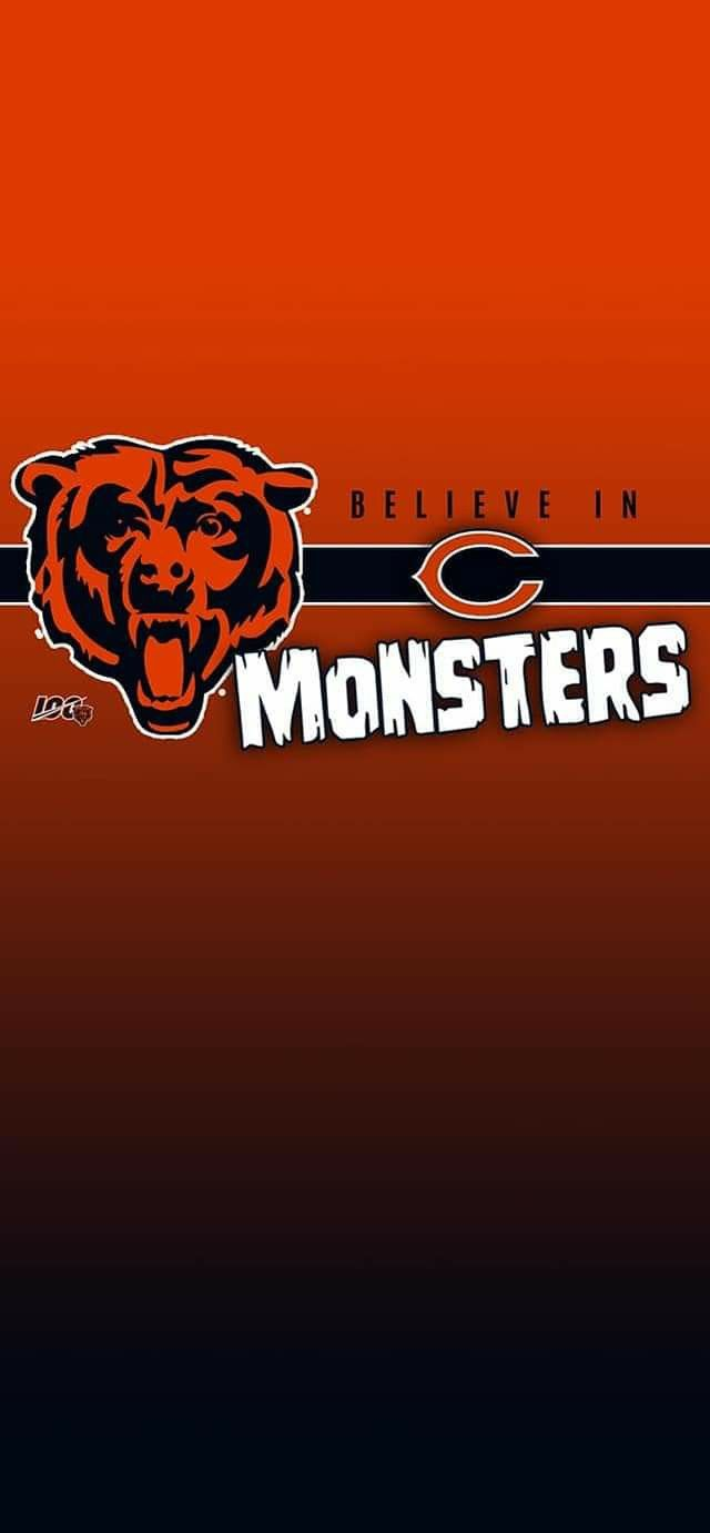 Pin By Oswaldo Rios On Chicago Bears Nfl Chicago Bears Pictures Chicago Bears Wallpaper Chicago Bears Football