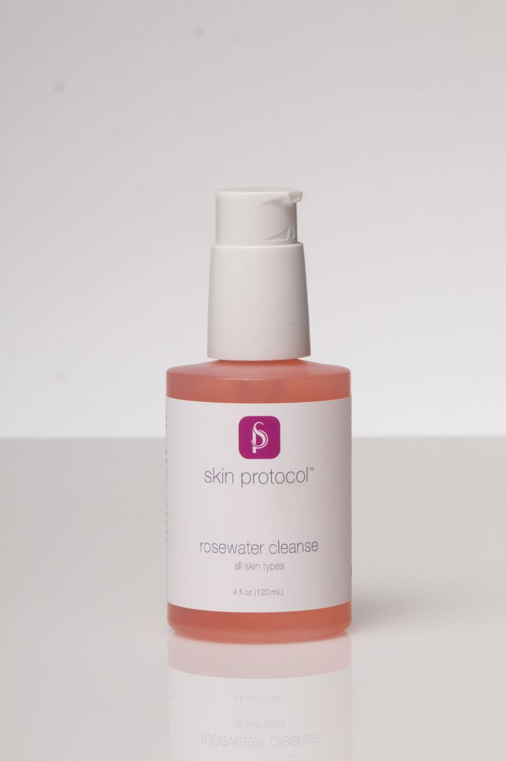 ROSEWATER CLEANSE    Protect your skin's delicate tissue by gently washing away impurities with this sulfate-free mild foaming gel.   Seaweed and Rose Hip Oil treat sensitivity while providing nourishment and protection every time you cleanse. Your skin will glow.  For all skin types.   Excellent highly sensitive skin...rosacea, eczema, and psoriasis.