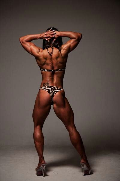 Chun Lee Kim Chun Lee Kim mišice, fitnes moda-3285