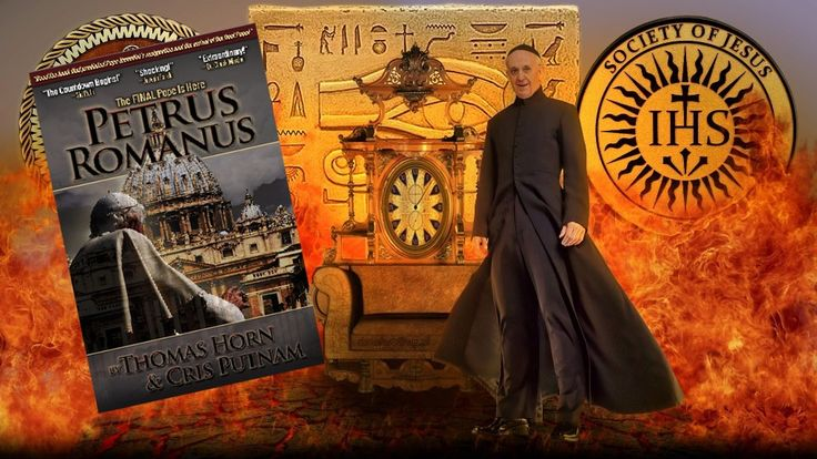 "Here Is What Tom Horn Wrote In 2017 Involving The ""Hows"" And ""Whys"" Of A Possible Resignation By Pope Francis In Order That The REAL PETRUS ROMANUS CAN ARRIVE » SkyWatchTV"
