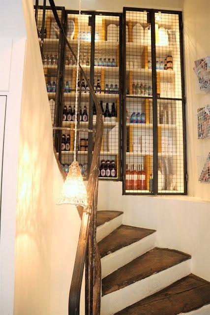 Restaurant Marcelle / Paris / Photo Atelier rue verte /
