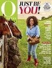 """O The Oprah magazine  """"O the Oprah magazine"""" is net als haar show een overweldigend succes in de VS en nu in Nederland verkrijgbaar! In elk superdik (engelstalig) nummer (ca. 250 pagina's!) leest u alles over relaties mode liefde gezondheid beauty shopping en de laatste nieuwtjes uit de wereld van Oprah.Voor slechts  460 per nummer (boekwinkel:  995) ontvangt u elke maand dit fantastische tijdschrift op uw deurmat nog voordat het in de winkel ligt.  EUR 59.95  Meer informatie"""