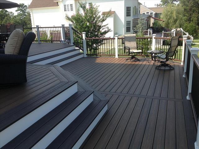 Best South Jersey Custom Decks Trex Decking Railing Trim 640 x 480
