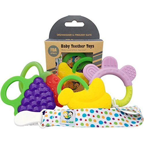 Amazon.com : Munch Mitt Teething Mitten is Teether That Stays on Baby's Hand for Self-Soothing Pain Relief, Purple Shimmer : Baby