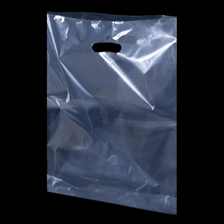 Clear Plastic Carrier Bags A Versatile And Economical Option For Merchandise Party