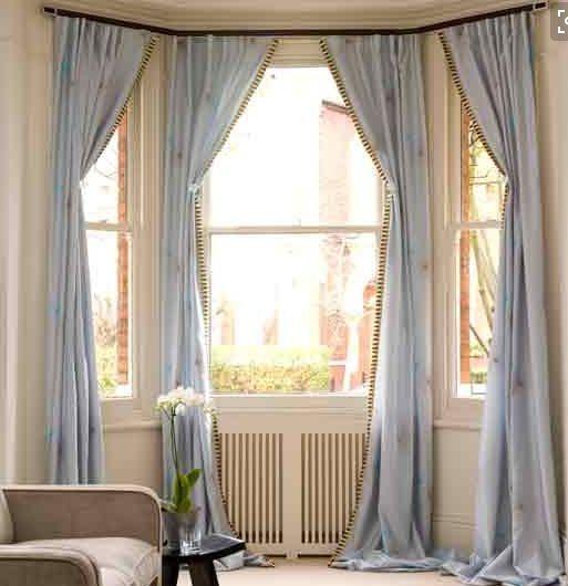 17 melhores ideias sobre janelas envoltas em cortina no pinterest