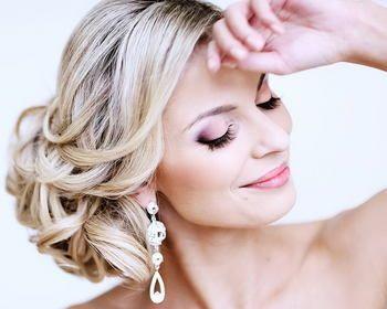 acconciatura sposa chic, raccolto morbido Parrucchiere e bellezza Roma (RM) - Annartstyle make up and hair, matrimonio, wedding