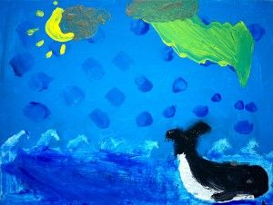 Wish Month Alberta | Shaw TV highlights Custom Wish Child Art at Motion Gallery