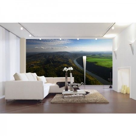 Wenn man im Urlaub ist möchte man eine schöne Aussicht und dies kannst du auch für dein Zuhause mit der sächsischen Schweiz bekommen. #SächsischeSchweiz #Fototapete #Wadeco // http://www.wadeco.de/saechsiche-schweiz-fototapete-wandtattoo.html