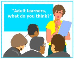 principles of adult learning and instructional design