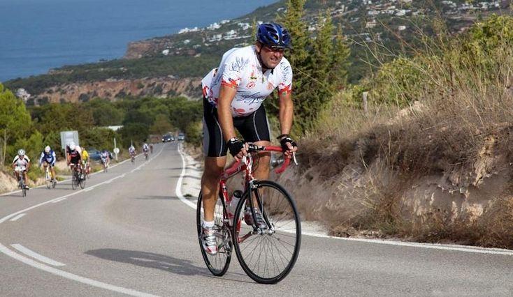 MarchasyRutas Como influye el peso de un ciclista al montar en bicicleta